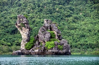 vườn quốc gia bái tử long