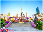 Du lịch Thái Lan khám phá xứ sở Chùa Vàng