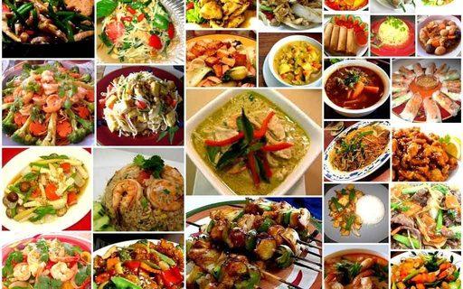 Du lịch Thái Lan với những món ăn hấp dẫn